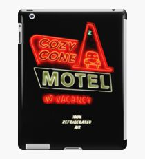 Cozy Cone Motel iPad Case/Skin