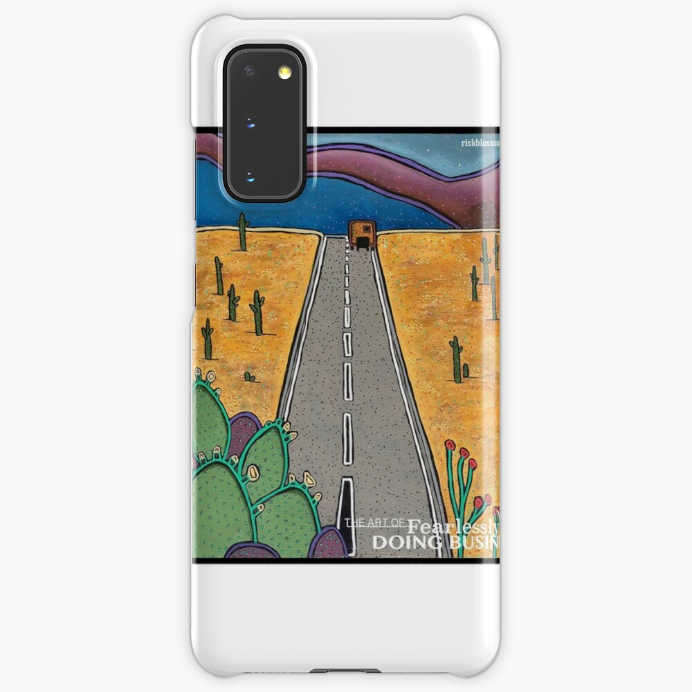 Risk Blossoming Case & Skin for Samsung Galaxy
