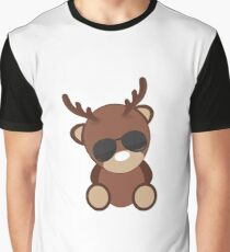 Cool deer Graphic T-Shirt