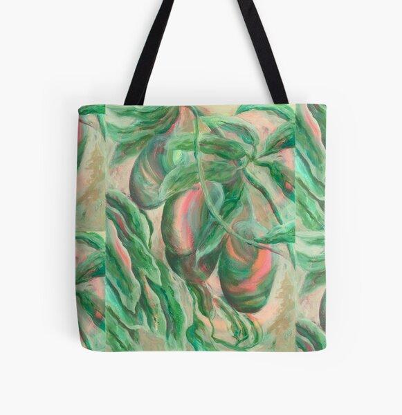 Mangos! All Over Print Tote Bag