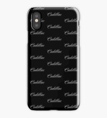 Cadillac Merchandise iPhone Case