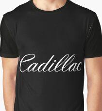 Cadillac Merchandise Graphic T-Shirt