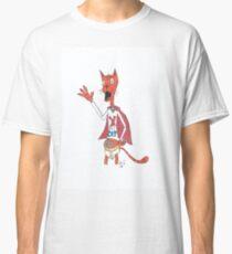 X-ray cat Classic T-Shirt