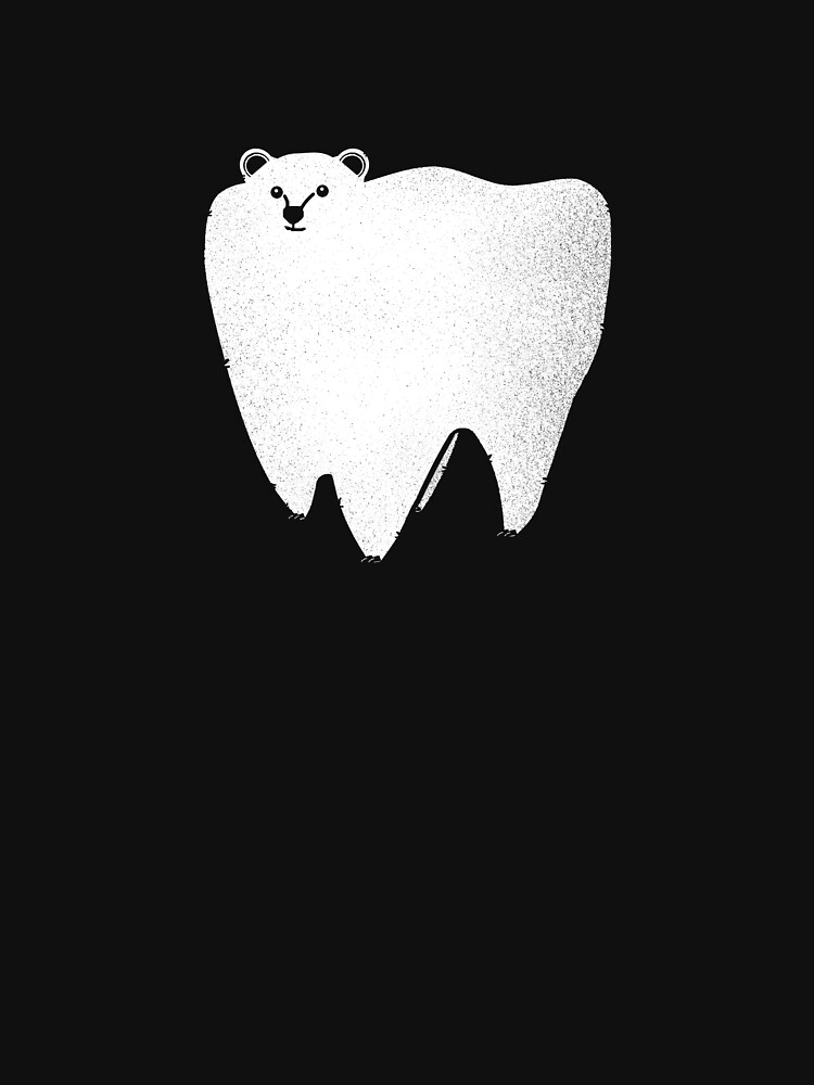 Molar Bear by zachterrell