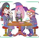 Little Witch Academia  by GrittySugar