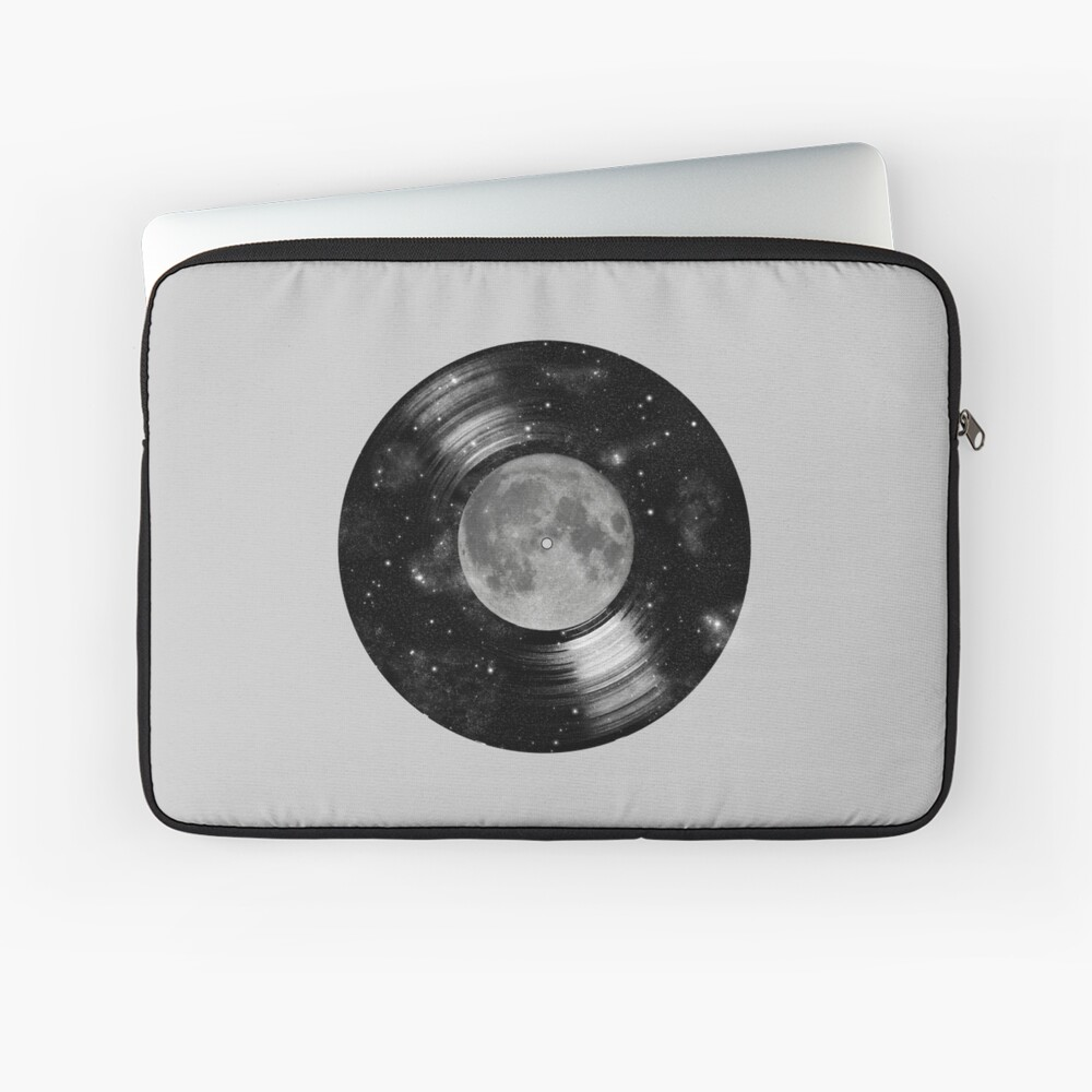 Galaxy Tunes Laptop Sleeve Front