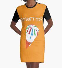 Vestido camiseta Cornetto?