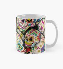 Sugar Skull Collage Classic Mug