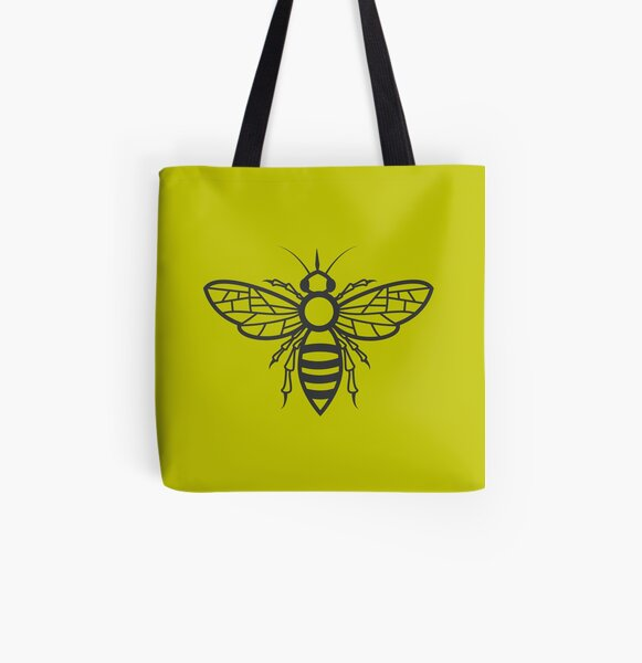 Bee type t-shirt wasp top miel ruche fly tee nice friendly