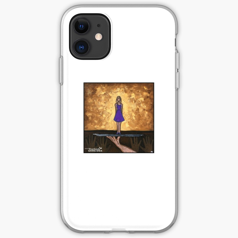Lift Me Up iPhone Case & Cover