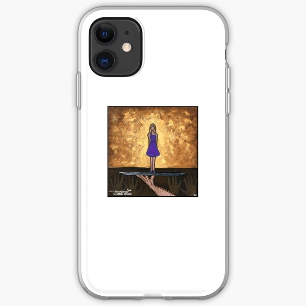 Lift Me Up iPhone Soft Case