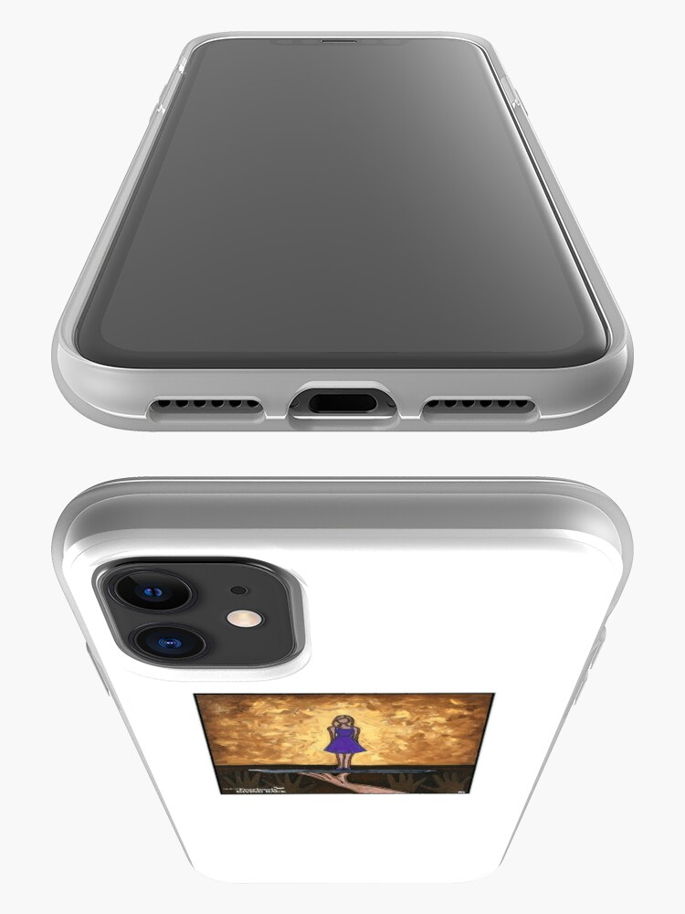 Alternate view of Lift Me Up iPhone Case & Cover