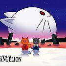 Nyan Genesis Evangelion  by GrittySugar