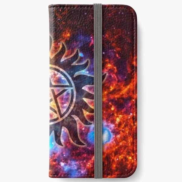 Supernatural Cosmos iPhone Wallet
