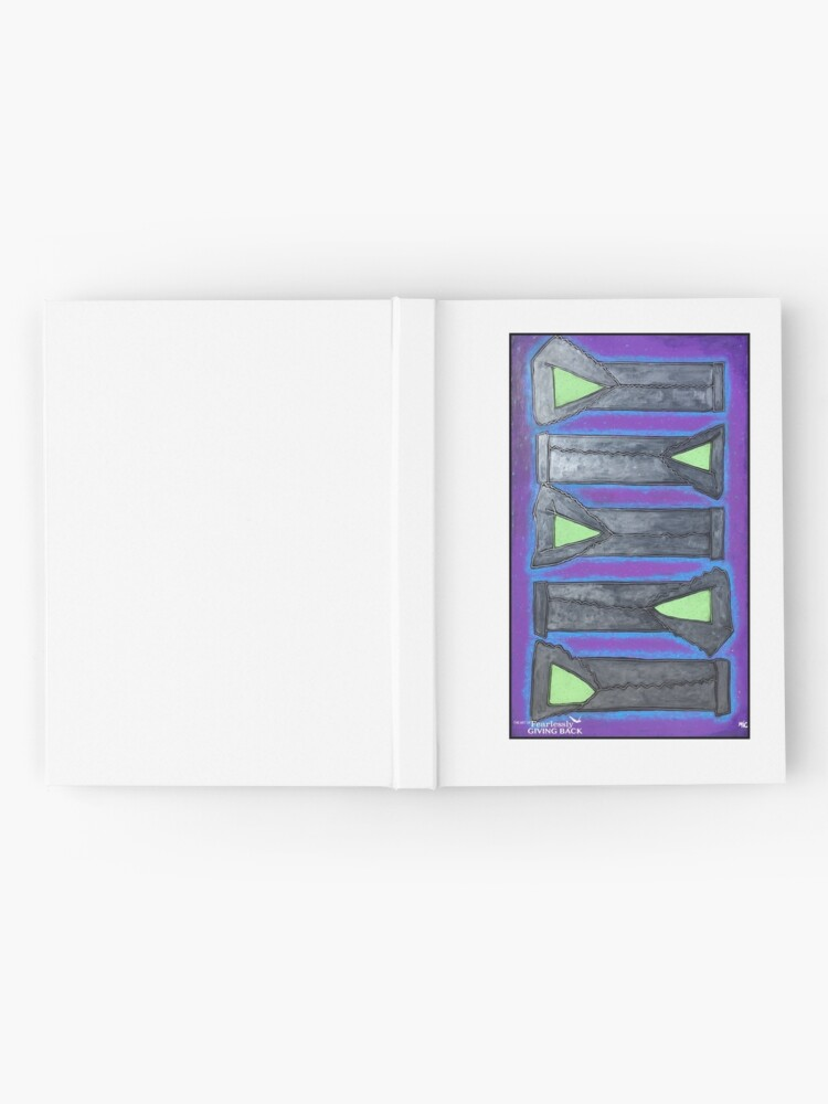 Alternate view of Be Minty Hardcover Journal