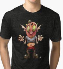 Porg Tri-blend T-Shirt