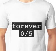 Forever 0/5 1D One Direction Unisex T-Shirt