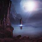 Alien Precense by charmedy
