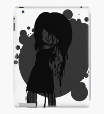 Ink stains iPad Case/Skin