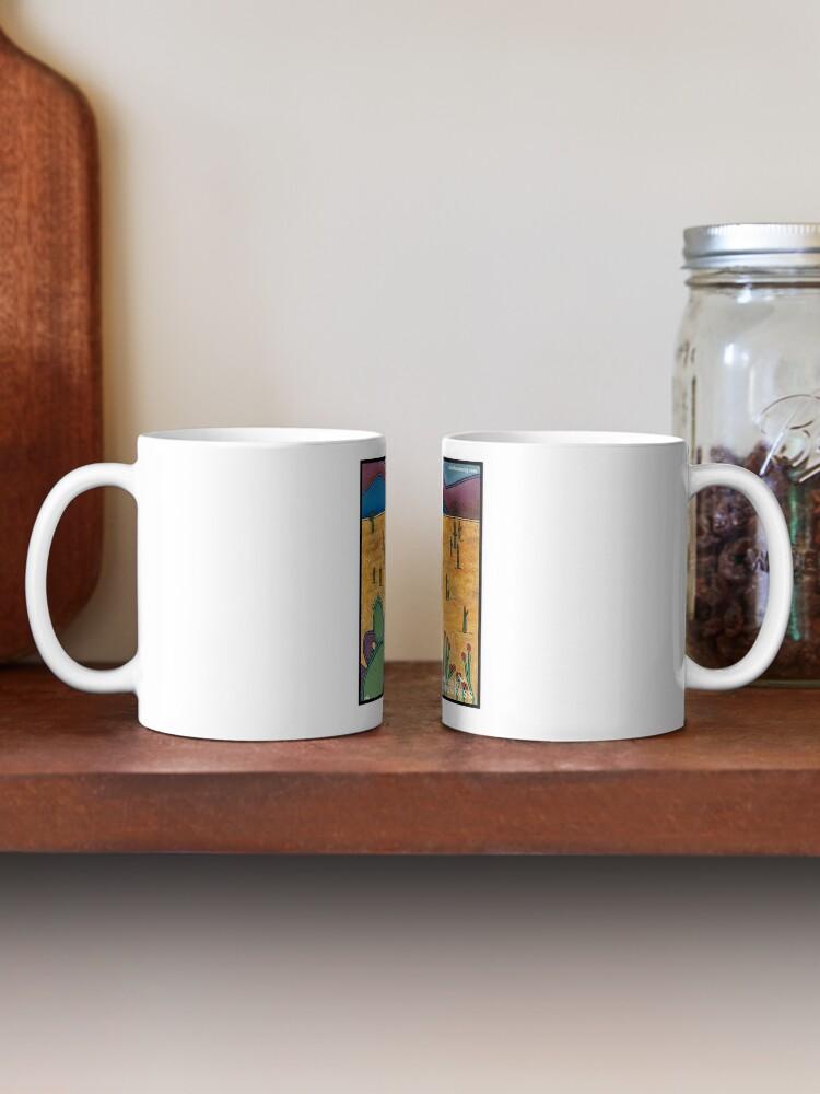Alternate view of Risk Blossoming Mug