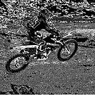Air Time - Motocross Riders Race Meet by Skye Ryan-Evans