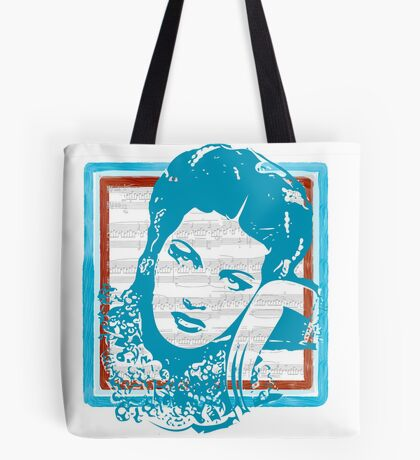Red White Blues  Tote Bag