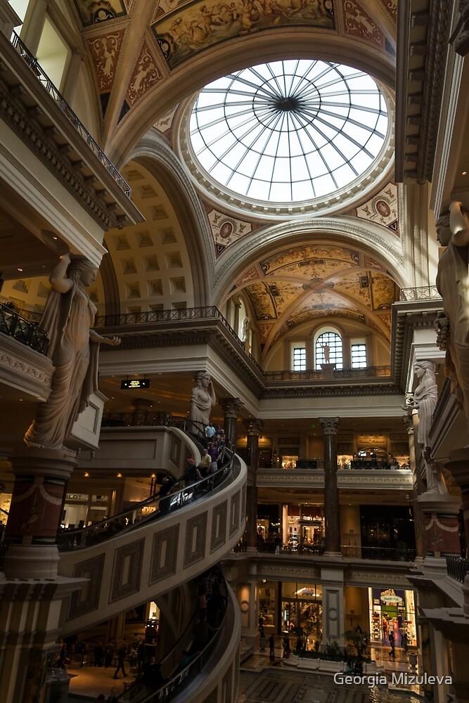 Magnificent Shopping Destination - the Forum Shops at