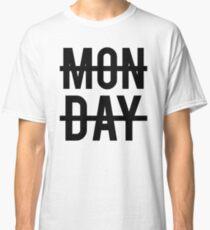 Niall Horan Monday Design Classic T-Shirt