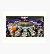 Carburetor Art Print