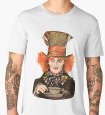 Mad Hatter Men's Premium T-Shirt