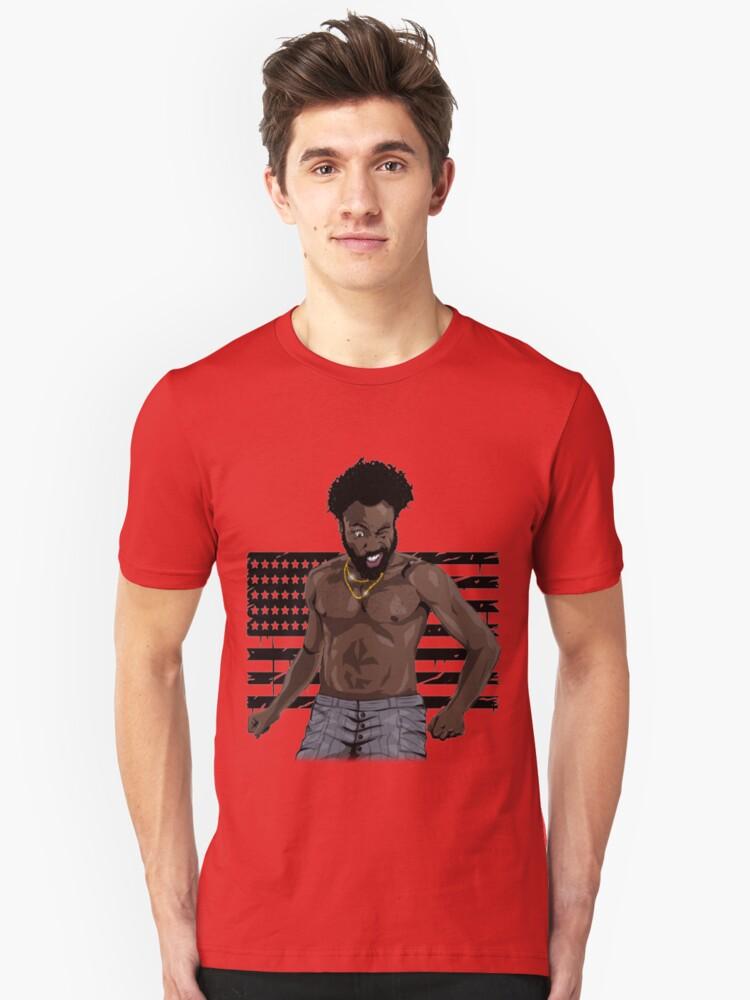 Gambino Unisex T-Shirt Front