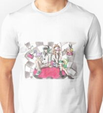 Hilda and N with Unova Starters Unisex T-Shirt
