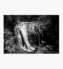 Mill Creek Falls II Photographic Print