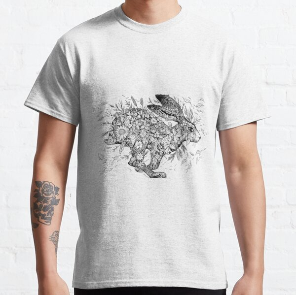 Meadow Hare Classic T-Shirt