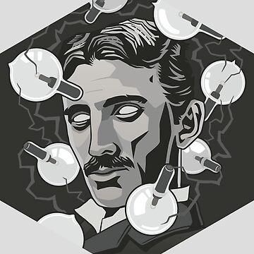 Tesla by dv8sheepn