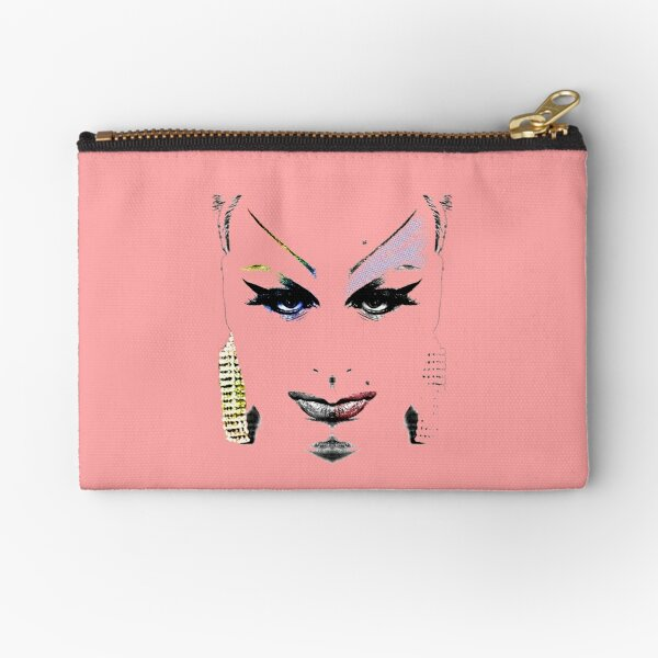I See Queer People Zipper Pouch