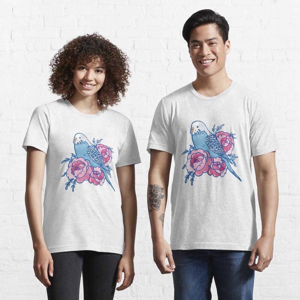 Pastel Budgie Essential T-Shirt