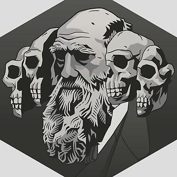 Darwin by dv8sheepn
