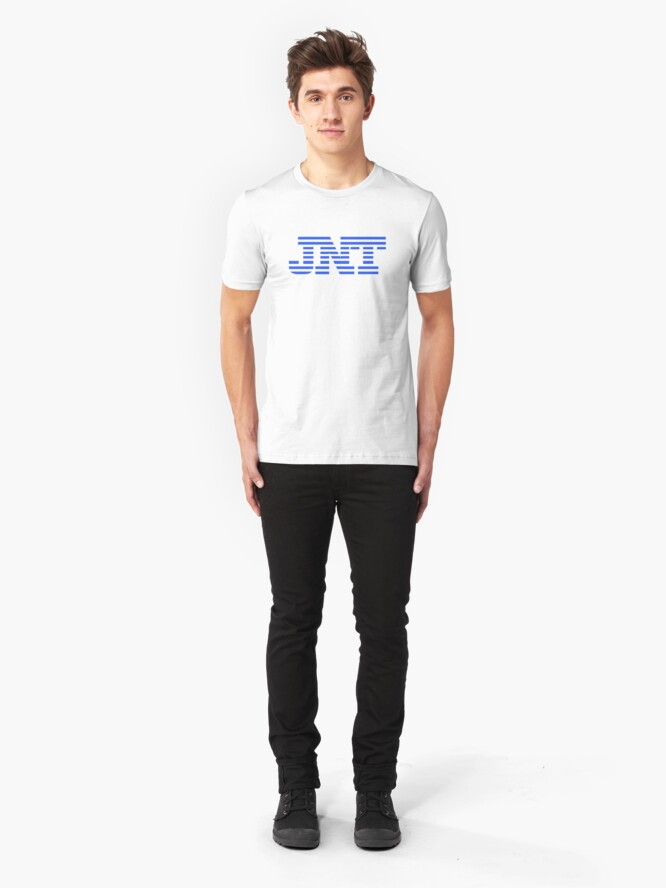 Alternate view of John Nathan-Turner Slim Fit T-Shirt