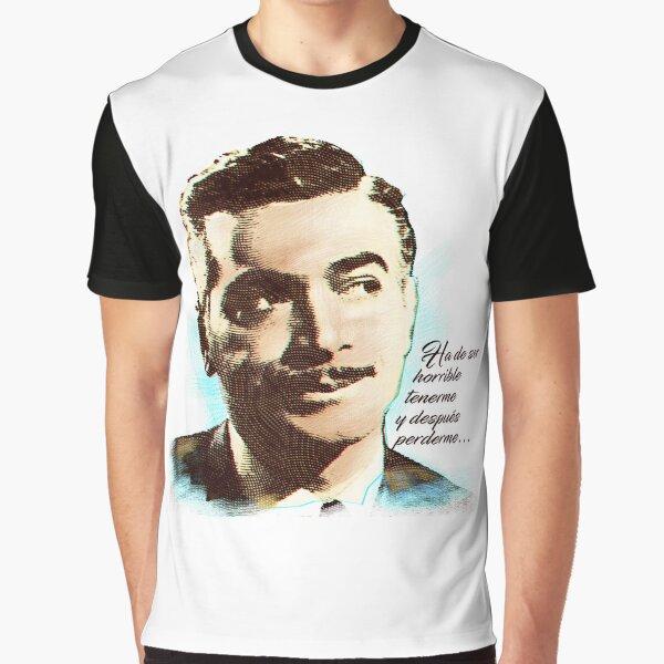 Mauricio Garces / Don Juan Mexicano Graphic T-Shirt
