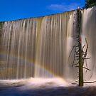 Waterfalls in Tallinn, Estonia by Yen Baet
