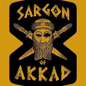 Sargon of Akkad - black by HellFrog