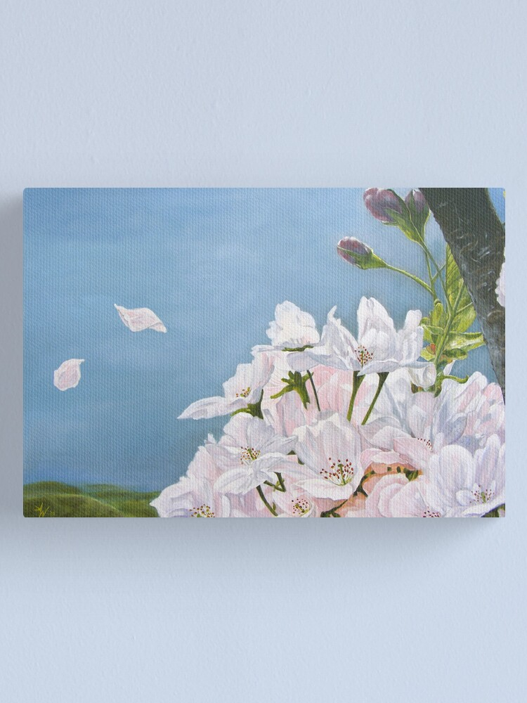 Alternate view of Delicate Sprinkles of Delight Canvas Print