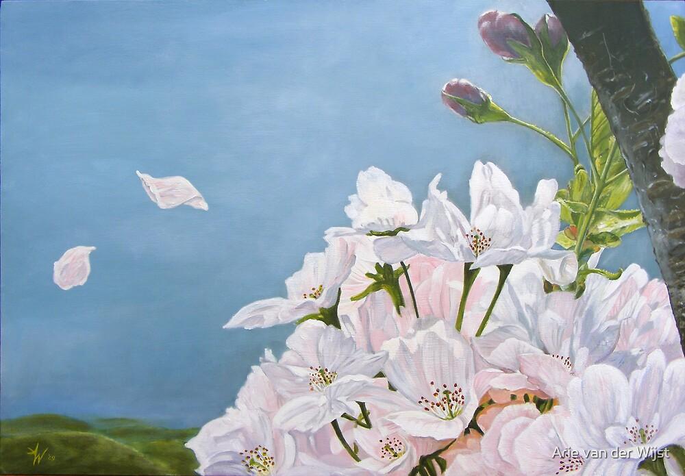 Delicate Sprinkles of Delight by Arie van der Wijst