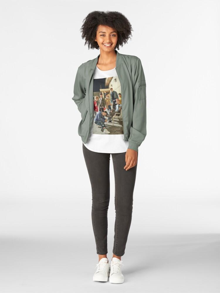 Alternative Ansicht von Ikon Premium Rundhals-Shirt
