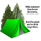 This summer is in-tents by PSamp