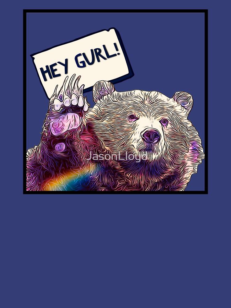 Hey Gurl by JasonLloyd