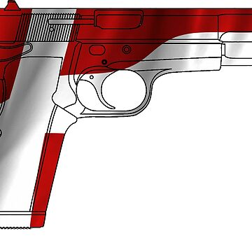 Danish Handgun by cstronner