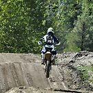The Lonely Leader - Dirt-bike Racing by Skye Ryan-Evans
