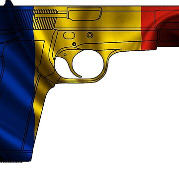 Romanian Handgun by cstronner